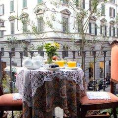 Отель Antica Locanda Solferino Италия, Милан - отзывы, цены и фото номеров - забронировать отель Antica Locanda Solferino онлайн балкон