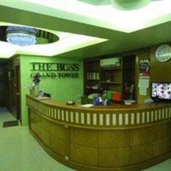 The Boss Grand Tower Hotel интерьер отеля фото 3