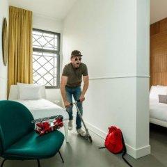 Отель Conscious Hotel Westerpark Нидерланды, Амстердам - отзывы, цены и фото номеров - забронировать отель Conscious Hotel Westerpark онлайн спа фото 2
