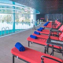 Отель Silk Path Grand Resort & Spa Sapa бассейн фото 2