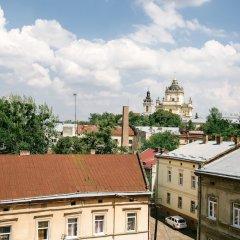 Эдем Отель Львов балкон