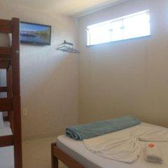 Отель Poupa Hotel Unidade Bairro Бразилия, Таубате - отзывы, цены и фото номеров - забронировать отель Poupa Hotel Unidade Bairro онлайн ванная