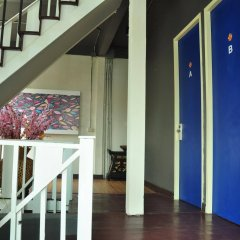 Sabye Club Hostel Бангкок интерьер отеля фото 2