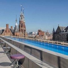 Отель W Amsterdam бассейн фото 3