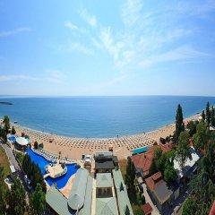 Luna Hotel пляж