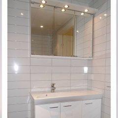 Отель Gauk Apartments Sentrum 3 Норвегия, Санднес - отзывы, цены и фото номеров - забронировать отель Gauk Apartments Sentrum 3 онлайн ванная