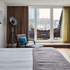 Отель Indigo Düsseldorf - Victoriaplatz Германия, Дюссельдорф - отзывы, цены и фото номеров - забронировать отель Indigo Düsseldorf - Victoriaplatz онлайн фото 4