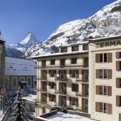 Grand Hotel Zermatterhof фото 7