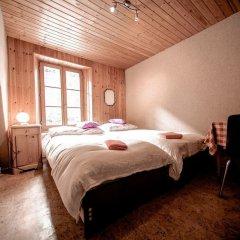 Отель Auberge du Mont-Blanc комната для гостей фото 3