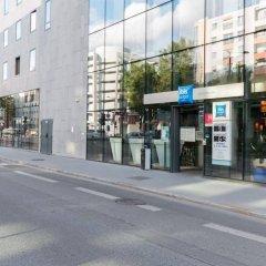 Отель ibis budget Lyon La Part-Dieu городской автобус