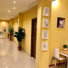 Hotel Golden Milano интерьер отеля