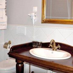 Отель Dwór Sieraków ванная фото 2