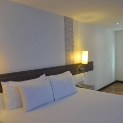 Отель The Mini R Ratchada Hotel Таиланд, Бангкок - отзывы, цены и фото номеров - забронировать отель The Mini R Ratchada Hotel онлайн комната для гостей фото 5