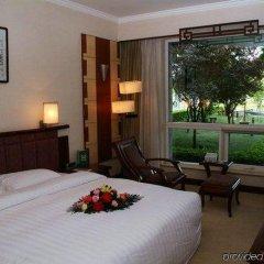 Отель Xian Dynasty Hotel Китай, Сиань - отзывы, цены и фото номеров - забронировать отель Xian Dynasty Hotel онлайн комната для гостей фото 3
