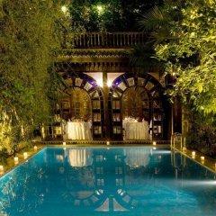 Отель Palais Sheherazade & Spa Марокко, Фес - отзывы, цены и фото номеров - забронировать отель Palais Sheherazade & Spa онлайн бассейн фото 2