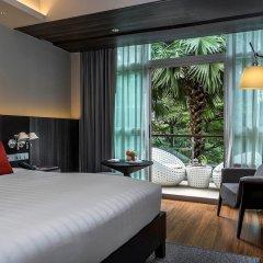 Отель Pullman Bangkok King Power комната для гостей фото 4