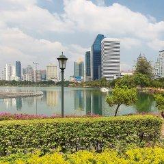 Отель Westin Grande Sukhumvit Бангкок приотельная территория