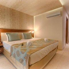 Sarp Hotel Денизяка комната для гостей фото 2