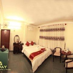 Happy Day Ii Hotel Далат сейф в номере