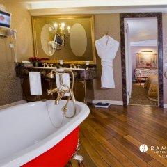 IMPERIAL Hotel & Restaurant Вильнюс ванная