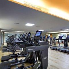 Отель NH Collection Madrid Eurobuilding фитнесс-зал