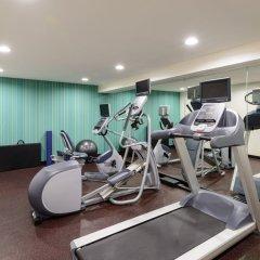 Отель Holiday Inn Express - New York City Chelsea фитнесс-зал