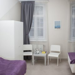 Отель Purple Pillow Литва, Вильнюс - отзывы, цены и фото номеров - забронировать отель Purple Pillow онлайн комната для гостей фото 5