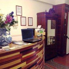 Hotel Bernheof Генуя удобства в номере фото 2