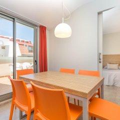 Отель Aparthotel Odissea Park Испания, Санта-Сусанна - отзывы, цены и фото номеров - забронировать отель Aparthotel Odissea Park онлайн комната для гостей фото 4