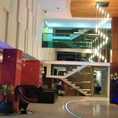 Отель PALMS@SUKHUMVIT Бангкок интерьер отеля фото 2