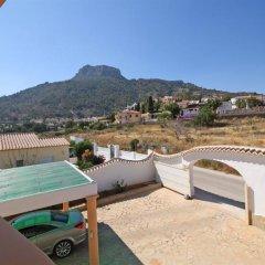 Отель Villas Costa Calpe балкон