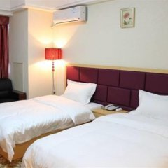 Отель Mei Yi Deng Hotel Китай, Сямынь - отзывы, цены и фото номеров - забронировать отель Mei Yi Deng Hotel онлайн комната для гостей фото 2