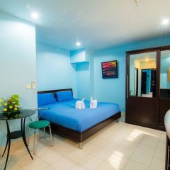 Апартаменты DE Apartment Паттайя комната для гостей фото 3