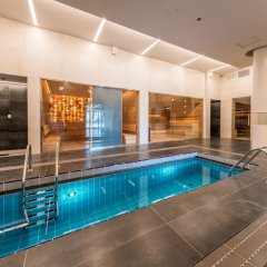 Sport Inn Hotel & Wellness бассейн фото 3