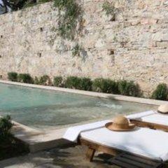 Отель Mimi Calpe Марокко, Танжер - отзывы, цены и фото номеров - забронировать отель Mimi Calpe онлайн бассейн
