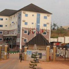 Отель Golden Valley Hotel Enugu Нигерия, Нсукка - отзывы, цены и фото номеров - забронировать отель Golden Valley Hotel Enugu онлайн фото 14