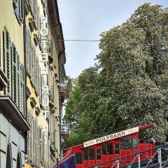 Sorell Hotel Rütli городской автобус