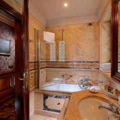 Отель Bellevue & Canaletto Suites Италия, Венеция - отзывы, цены и фото номеров - забронировать отель Bellevue & Canaletto Suites онлайн ванная