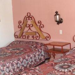 Отель Paraiso del Bosque Мексика, Креэль - отзывы, цены и фото номеров - забронировать отель Paraiso del Bosque онлайн комната для гостей фото 5
