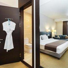 Отель Solutel Hotel Кыргызстан, Бишкек - 1 отзыв об отеле, цены и фото номеров - забронировать отель Solutel Hotel онлайн сейф в номере