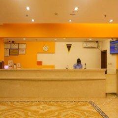 Отель 7 Days Inn Guangzhou Huadu Jianshebei Road Branch интерьер отеля