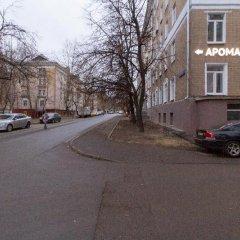 Отель Арома на Кожуховской Москва парковка