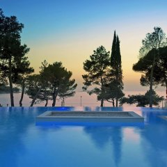 Hotel Laguna Parentium бассейн фото 2