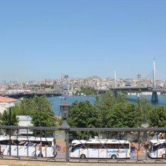 Отель Galata Bridge Apart Istanbul