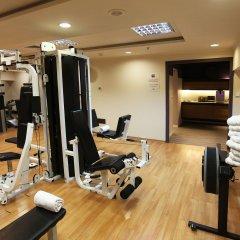 Отель Leonardo Jerusalem Иерусалим фитнесс-зал