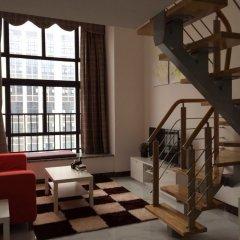 Апартаменты Mahattan Apartment Panyu Branch комната для гостей фото 4