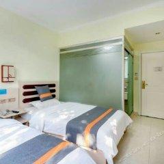 Отель Shunjia Hotel Китай, Сиань - отзывы, цены и фото номеров - забронировать отель Shunjia Hotel онлайн комната для гостей фото 2