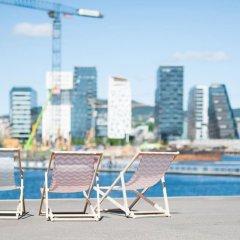 Отель Nordic Host - Sørengkaia 75 бассейн