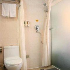 Отель Desheng Hotel Beijing Китай, Пекин - отзывы, цены и фото номеров - забронировать отель Desheng Hotel Beijing онлайн ванная фото 2
