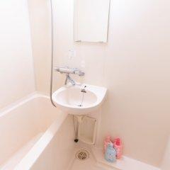Отель Tsudoi Inn Fukuoka 2 Япония, Хаката - отзывы, цены и фото номеров - забронировать отель Tsudoi Inn Fukuoka 2 онлайн ванная фото 2